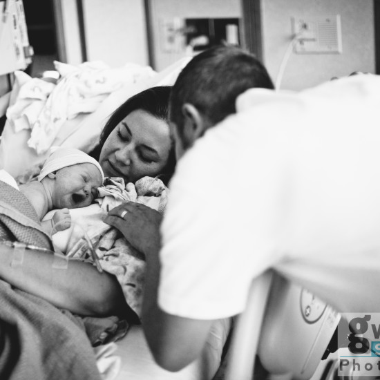 Welcome Eloise June {birth photography}