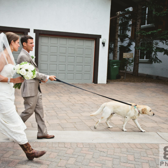 Sneak Peek - Brent + Kate - Vail Wedding