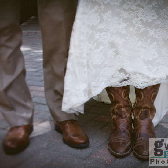 Kate + Brent. Larkspur {Vail Wedding}