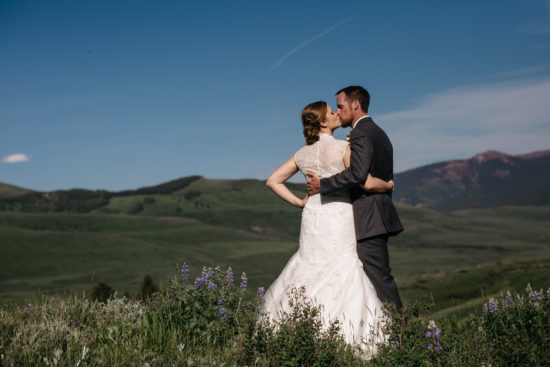 Intimate Crested Butte Summer Solstice Wedding