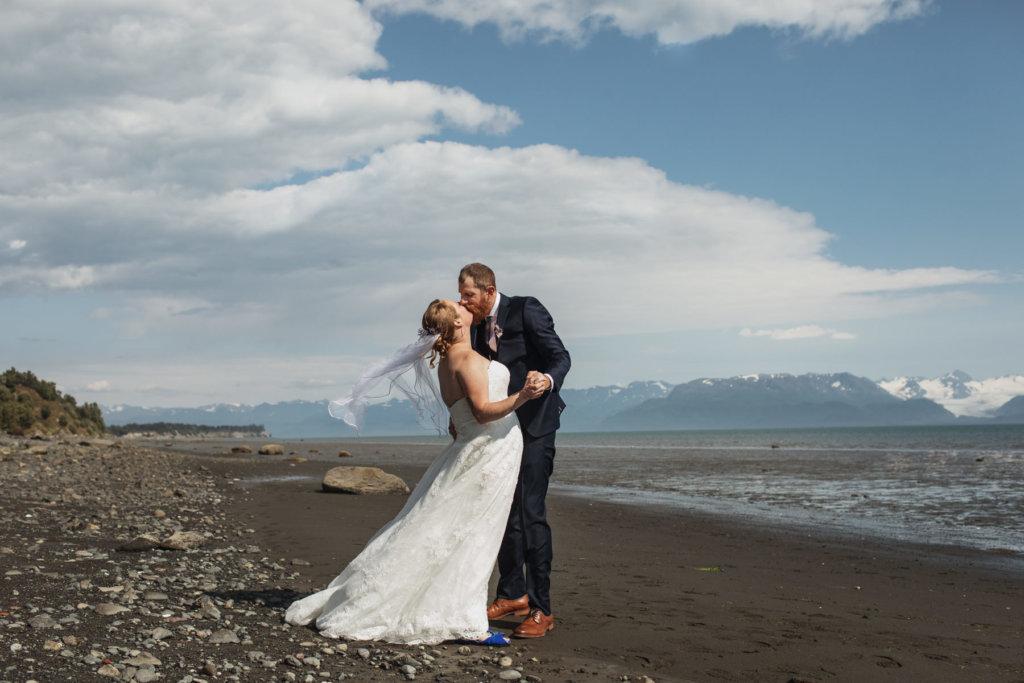 Homer, Alaska elopement.