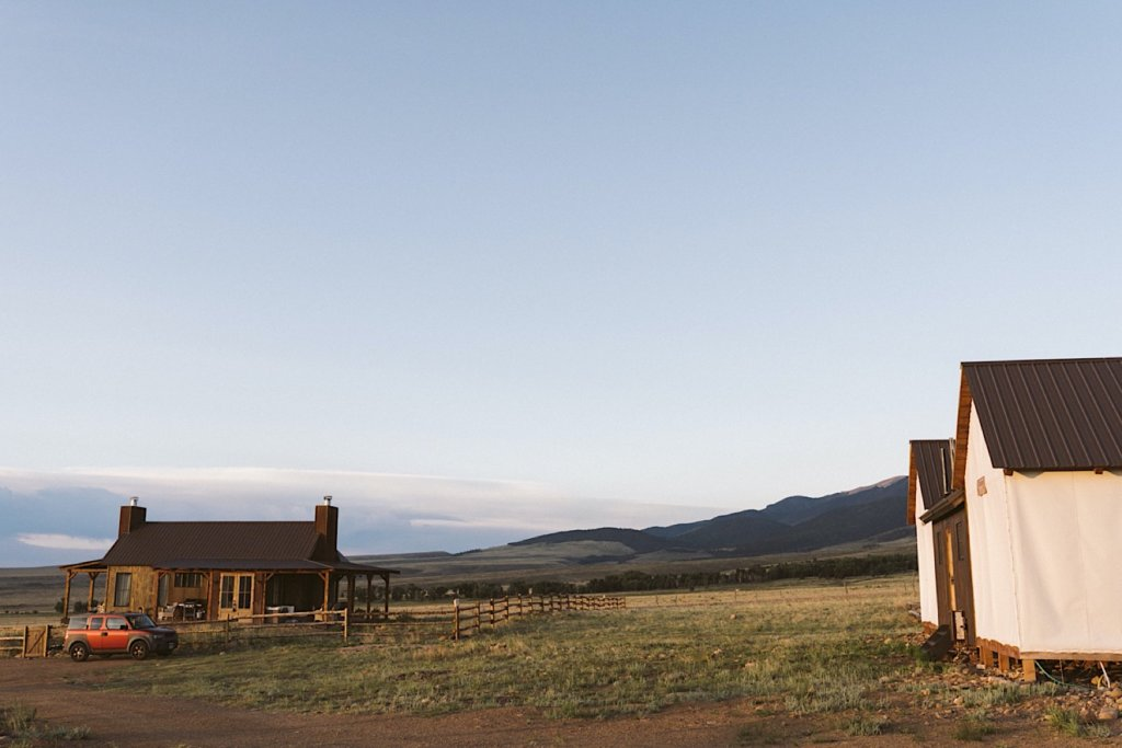 Three Peaks Ranch, Westcliffe Colorado